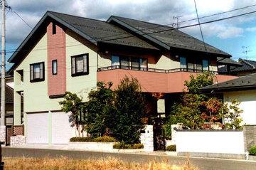 イメージ提案1 A邸