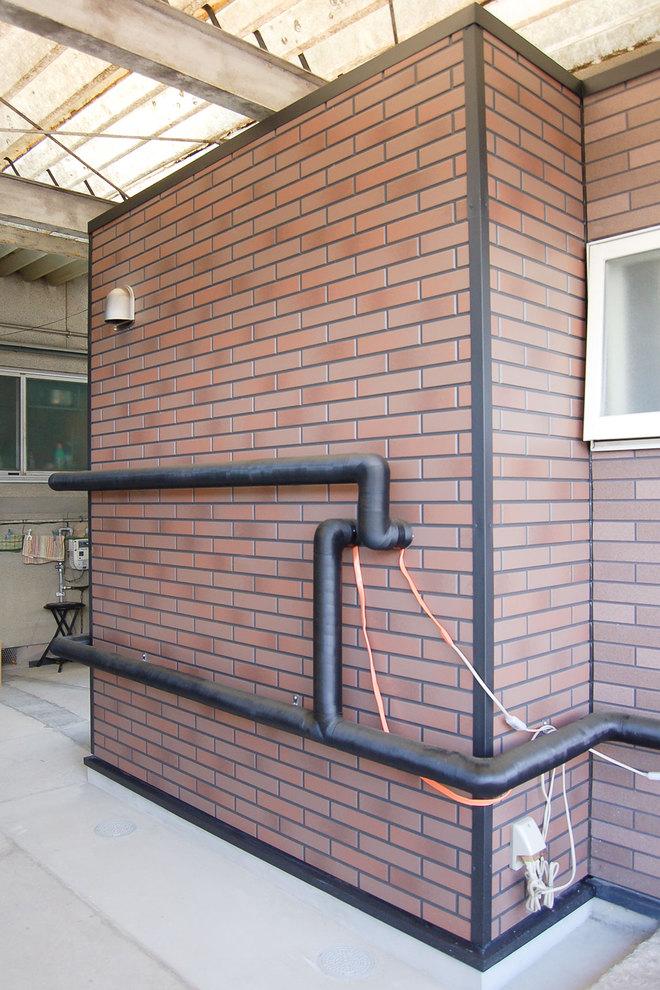 給排水の配管