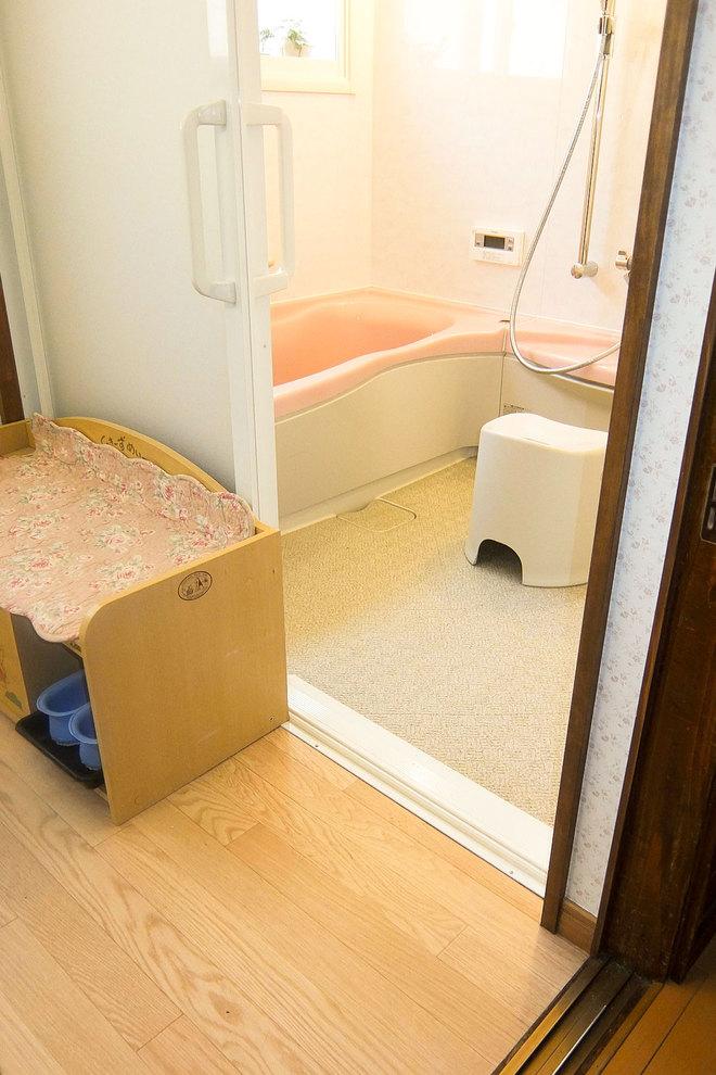 浴室と脱衣所の段差
