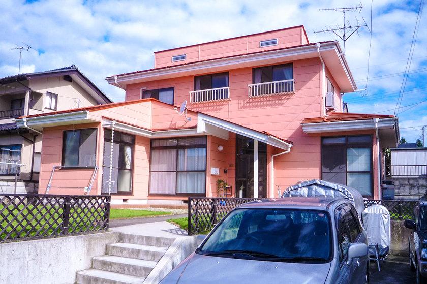 屋根と外壁