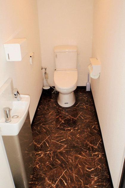 お客様専用トイレ
