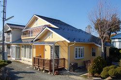 施工事例 屋根・外壁・雨樋塗装工事