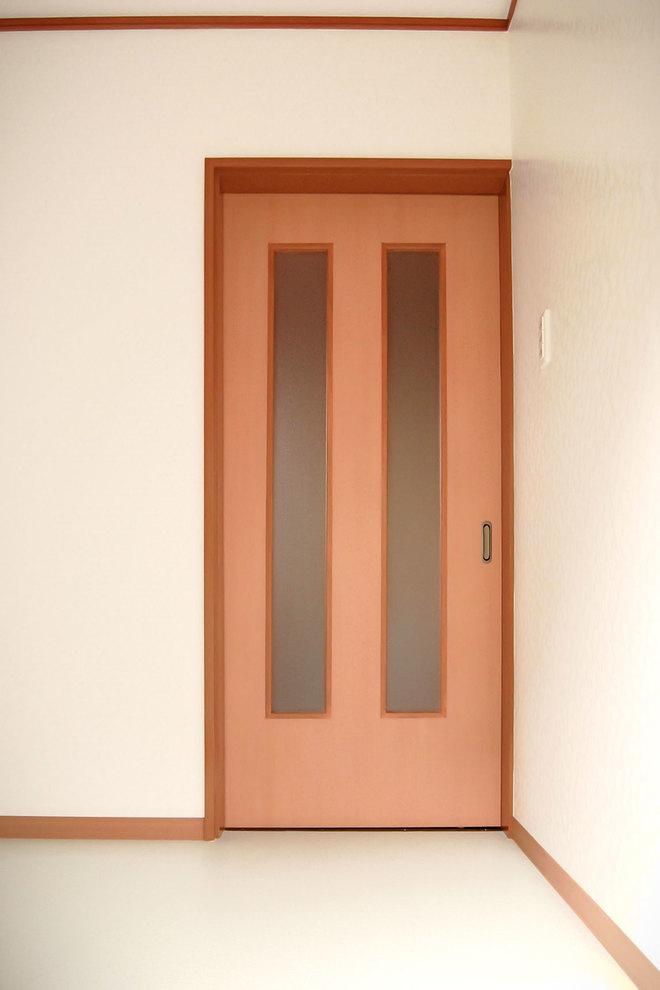 廊下との出入口