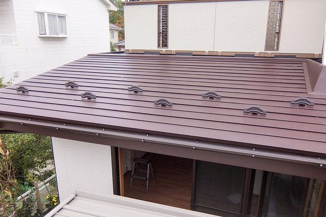 庇とテラス屋根