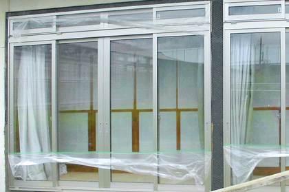 窓の取替え工事