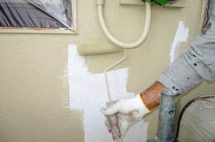外壁塗装仕上