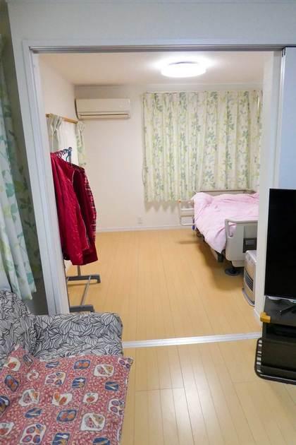 5.4帖の寝室